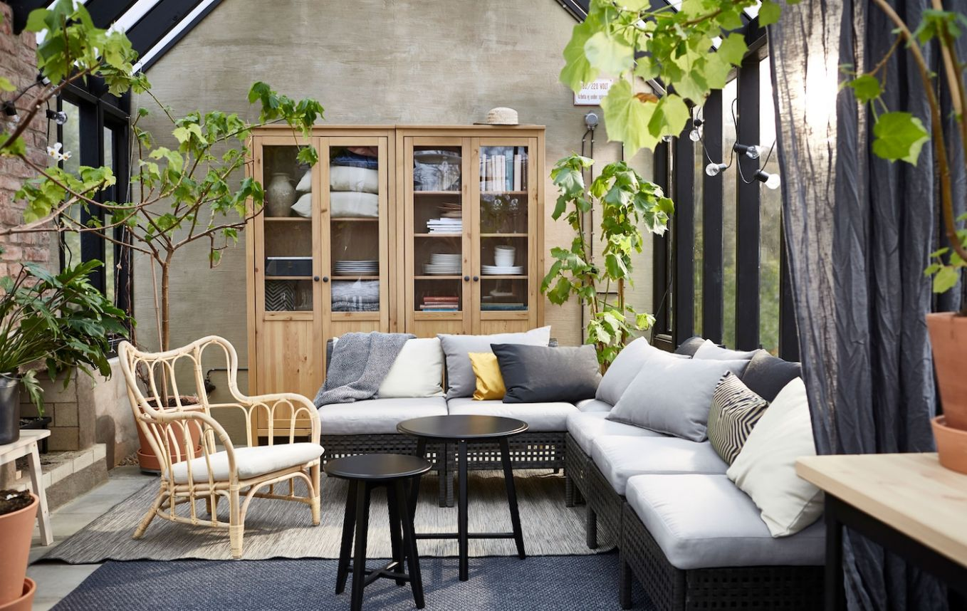 Outdoor living room inspiration | Garden ideas - IKEA