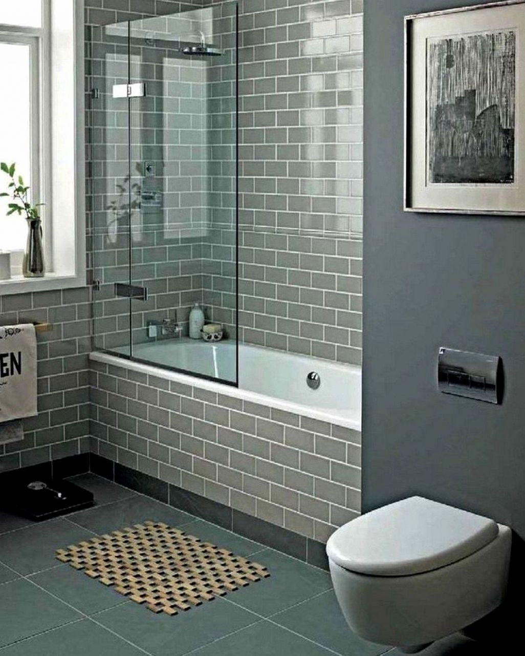 Painting woodwork in and around your home | Bathroom tub shower ...