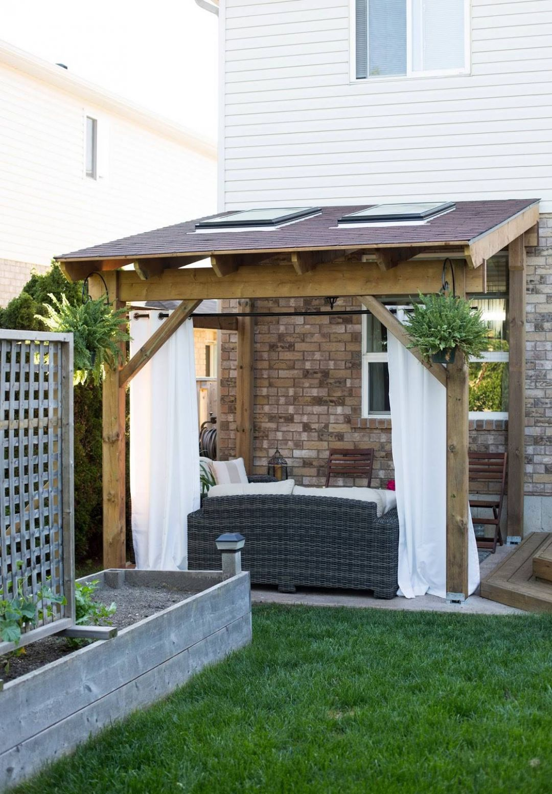 Patio : Remarkable Backyard Patio Roof Ideas Wonderful Surprising ..