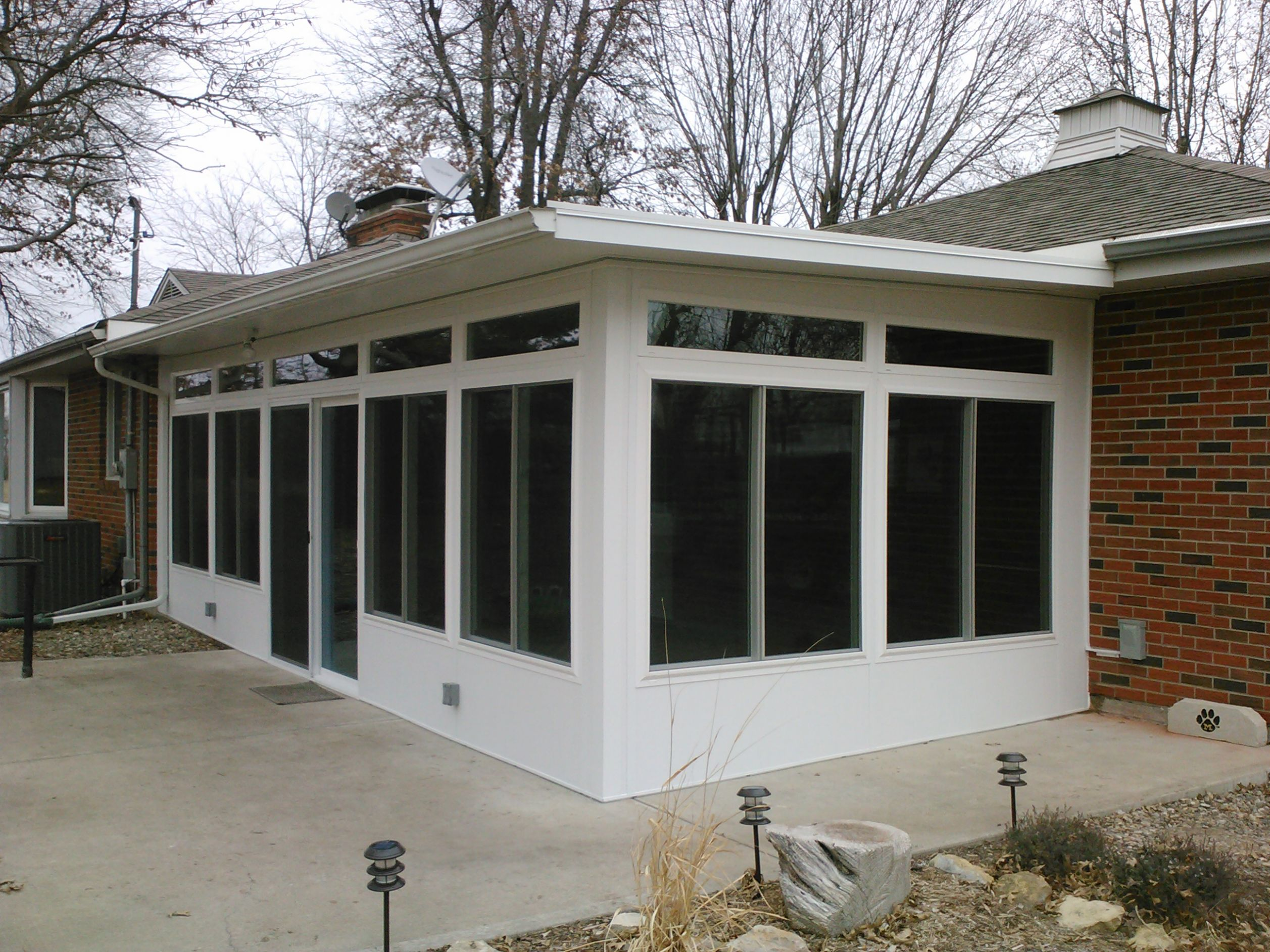 Patio Room Additions And New Ideas Aluminum Sun Home Elements ..