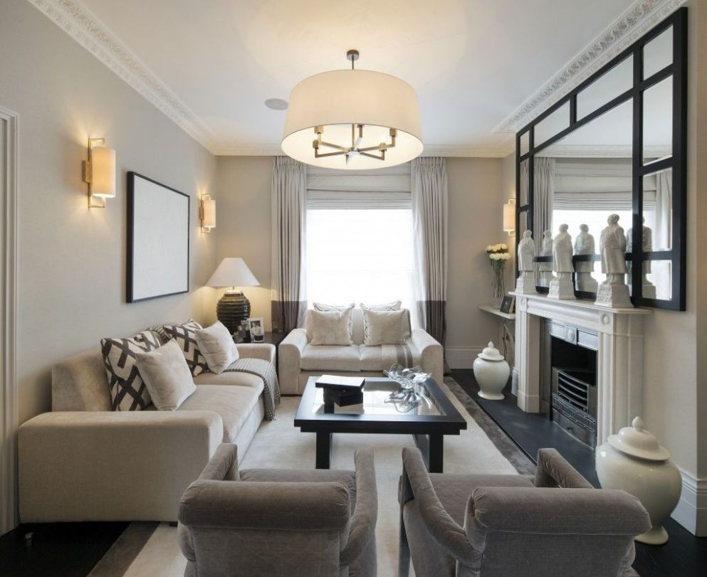 Perfect Long Thin Living Room Layout Ideas Note Furniture Interior ..