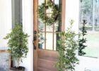 Perfect porch decor for spring or summer | Front porch decorating ...