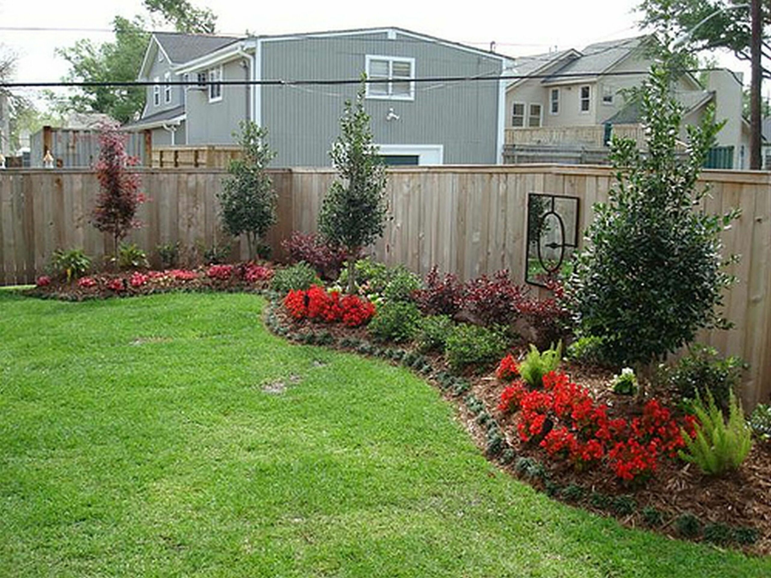 Pictures Of Simple Backyard Landscaping Ideas… | Small yard ..