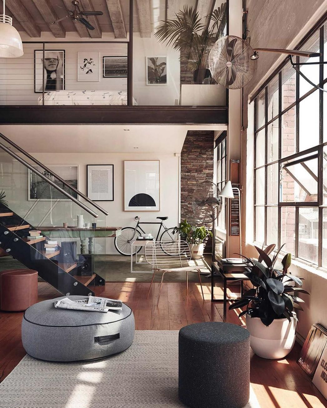 Pin by Penny Lane on home. | Loft design, Interior architecture ...