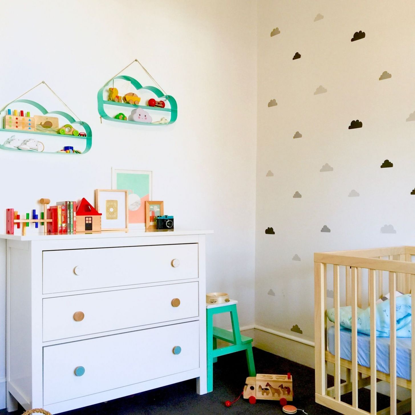 Pin on Baby - baby room knobs