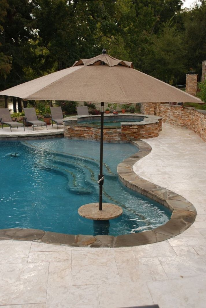 Pin on Backyard Pools - pool landscaping ideas queensland