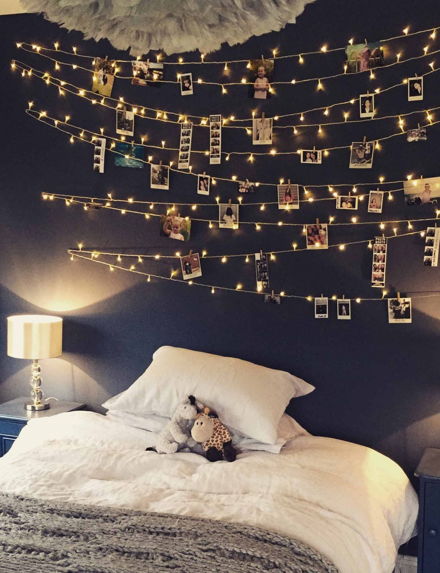 Pin on Light walls - bedroom ideas with lights