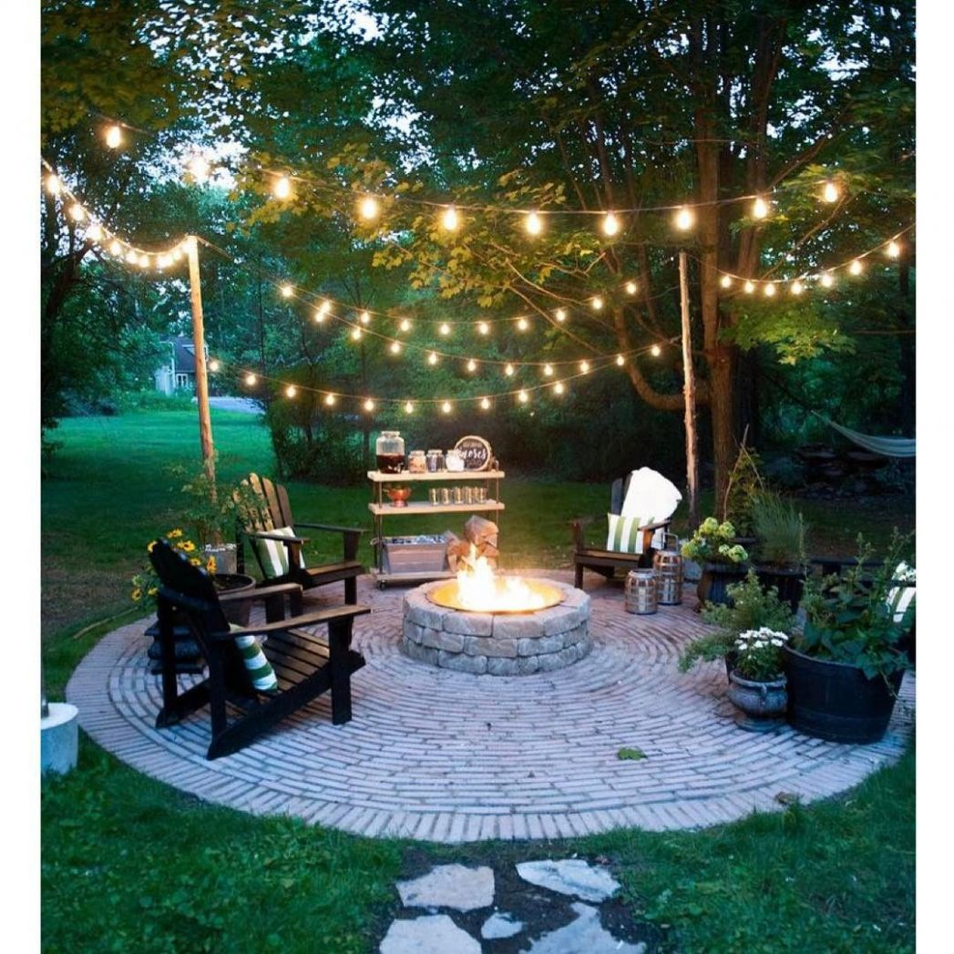 Pin on Outdoor lighting ideas - backyard ideas lights