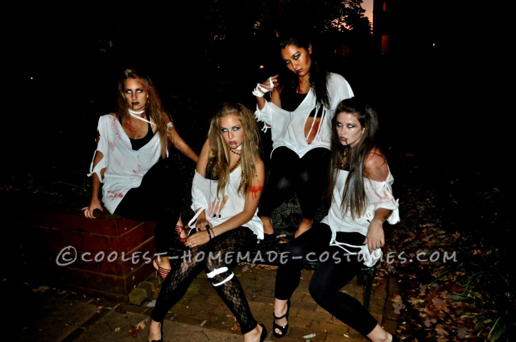 Pin on Zombie Costume Ideas - halloween costume ideas zombie