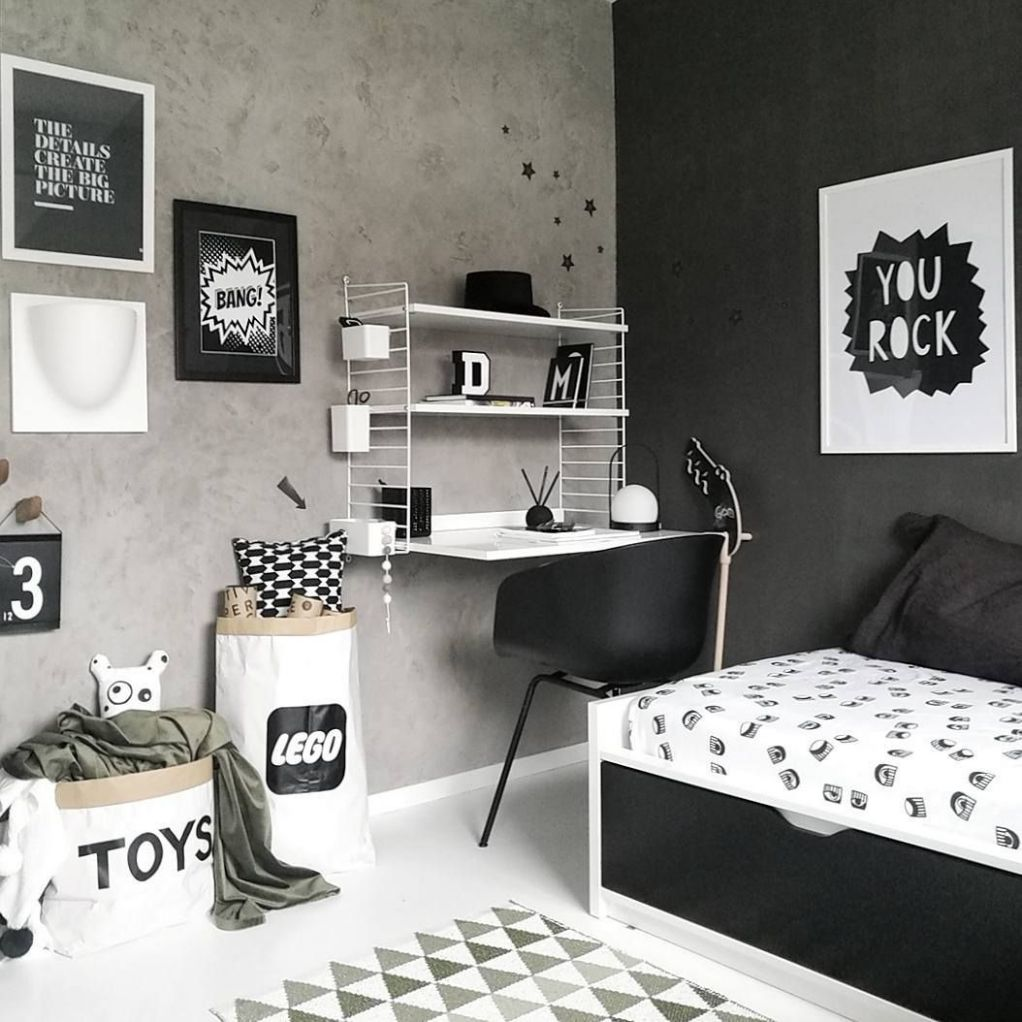 Pin på Trending Apartment Decor - wall decor ideas black and white