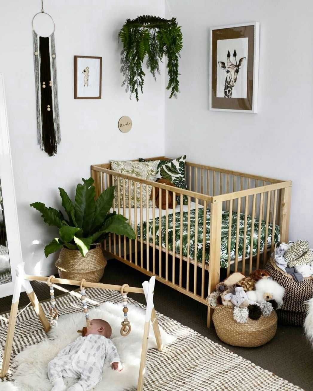 pinterest // @nikkysayshi ♡ | Baby nursery decor, Baby room decor ...