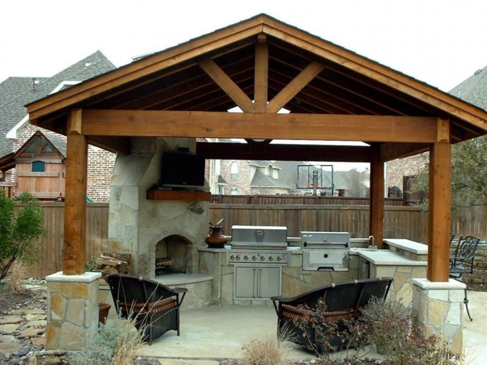 Pinterest Outdoor Kitchen Ideas | Rustic outdoor kitchens, Outdoor ...