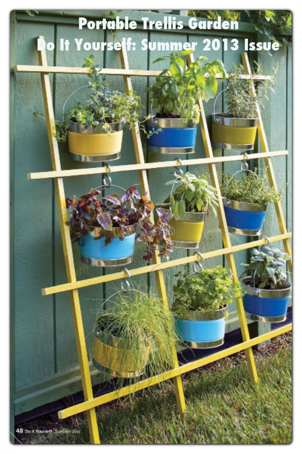 Plant the Perfect Small Space Garden With These 11 Crafty DIYs ..