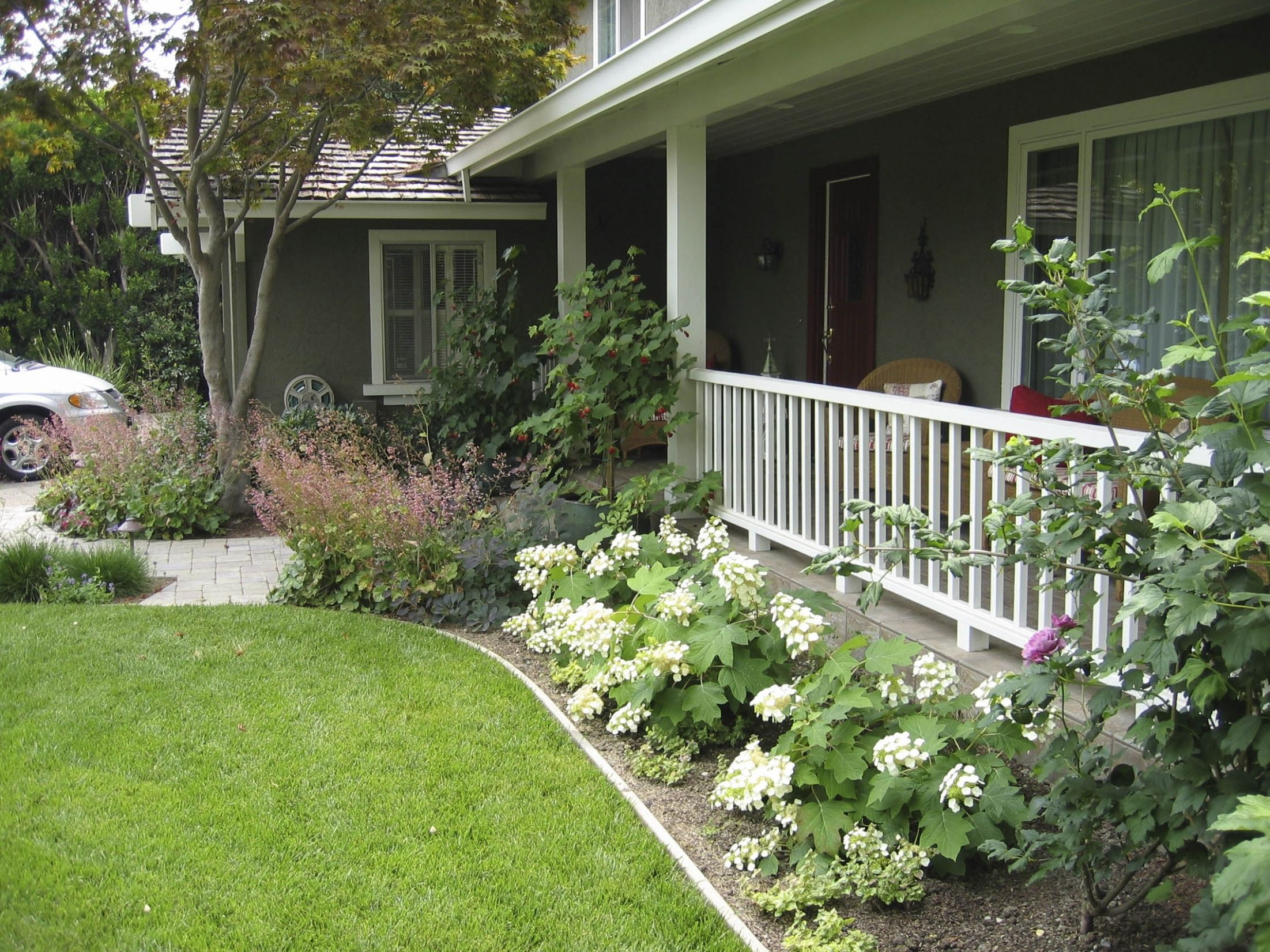 Planting Ideas For Front Porch