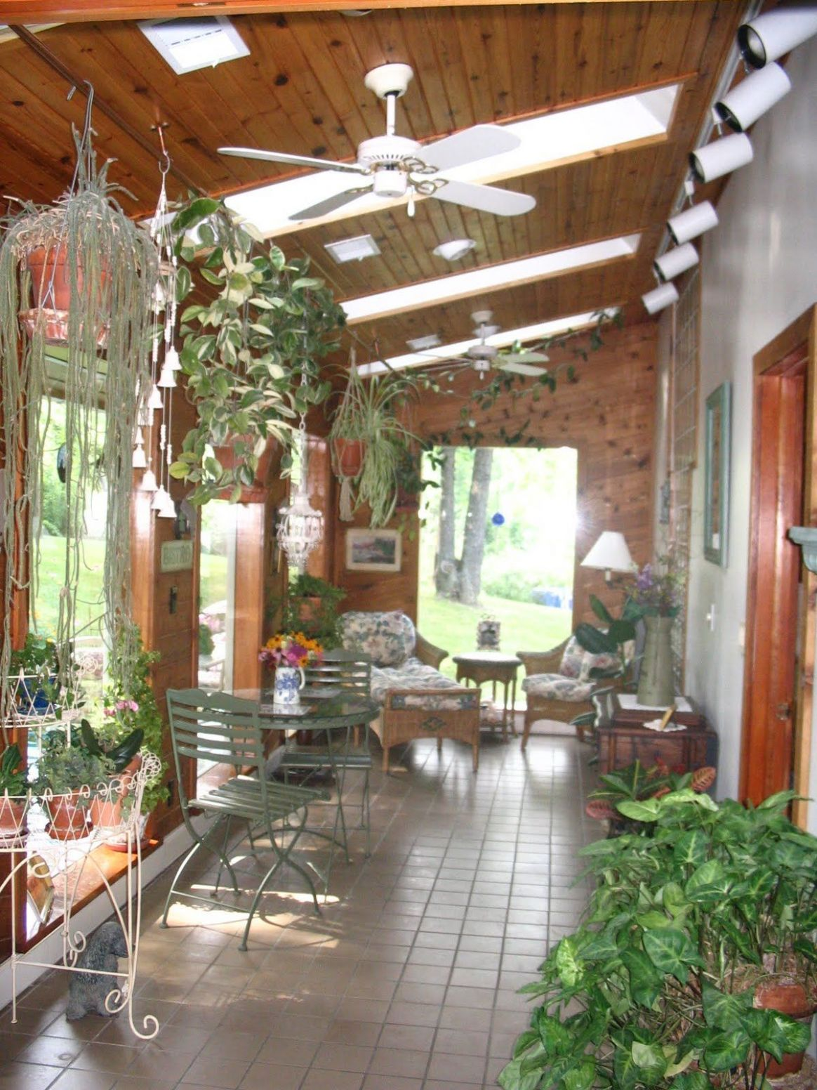 plants for sunrooms | About Sunroom Design Ideas Pictures With ..
