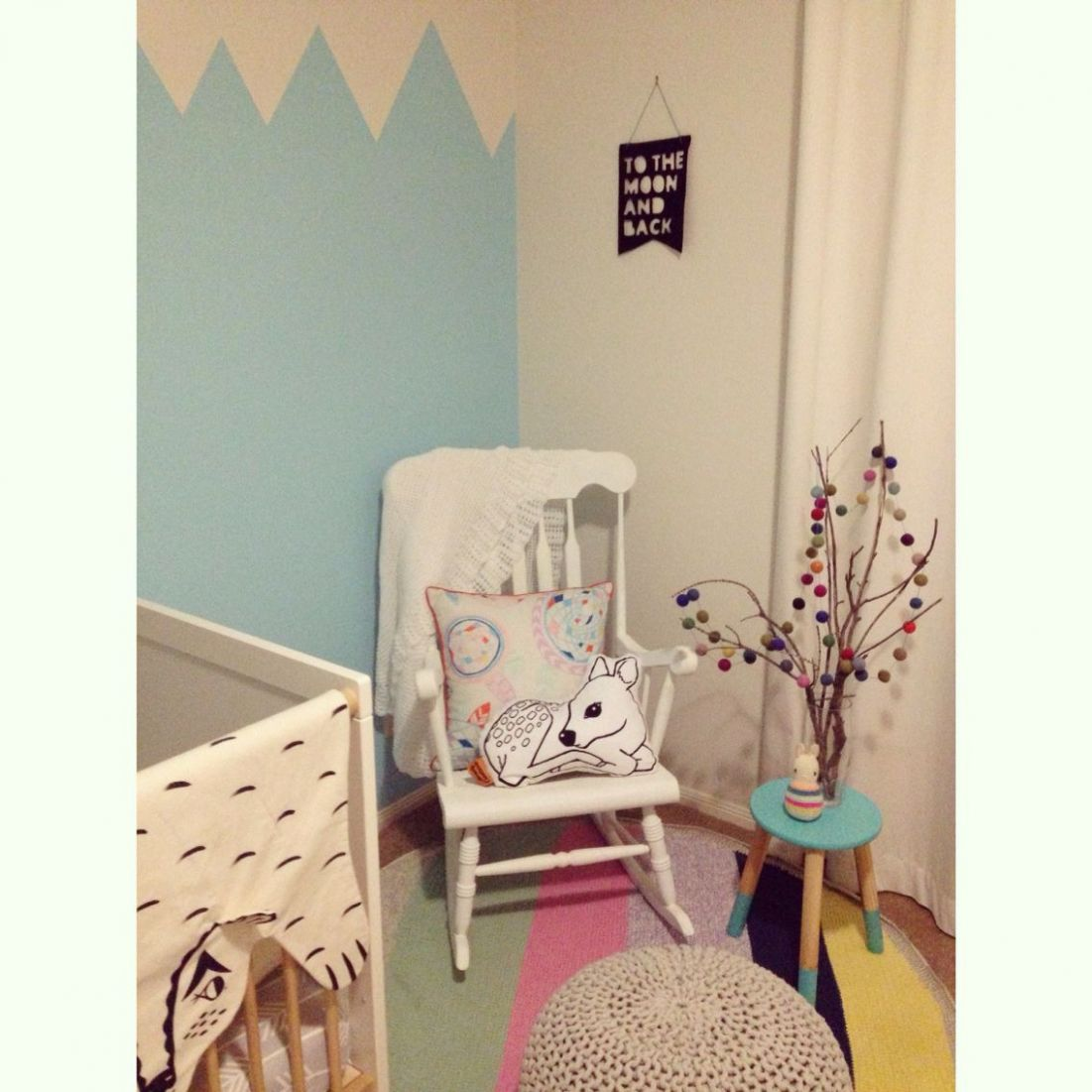 Playing around in the nursery <8 Lots of colourful goodies from ...