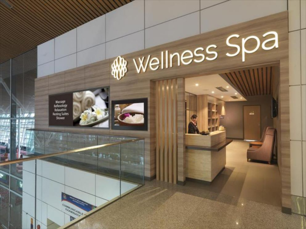 Plaza Premium Lounge (Wellness Spa - KLIA) - Private Suite | Kuala ..