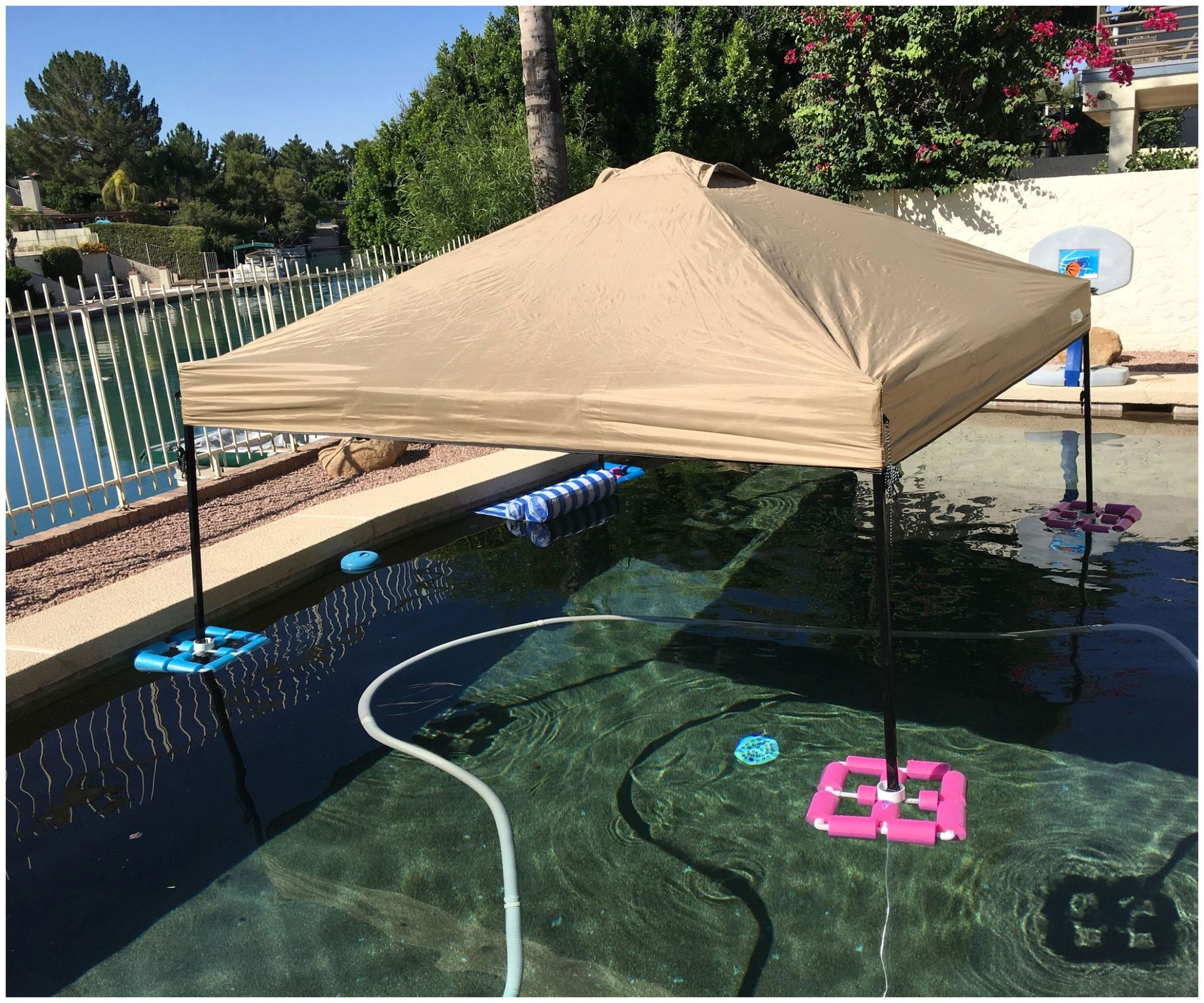 Pool Float with Umbrella 9 9 Beautiful Gallery Pool Float ..