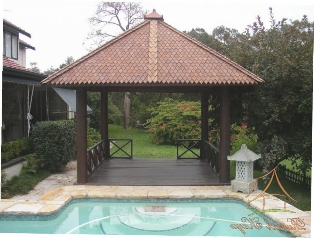 Pool Gazebo Plans Ideas - Decoratorist - #9 - pool gazebo ideas