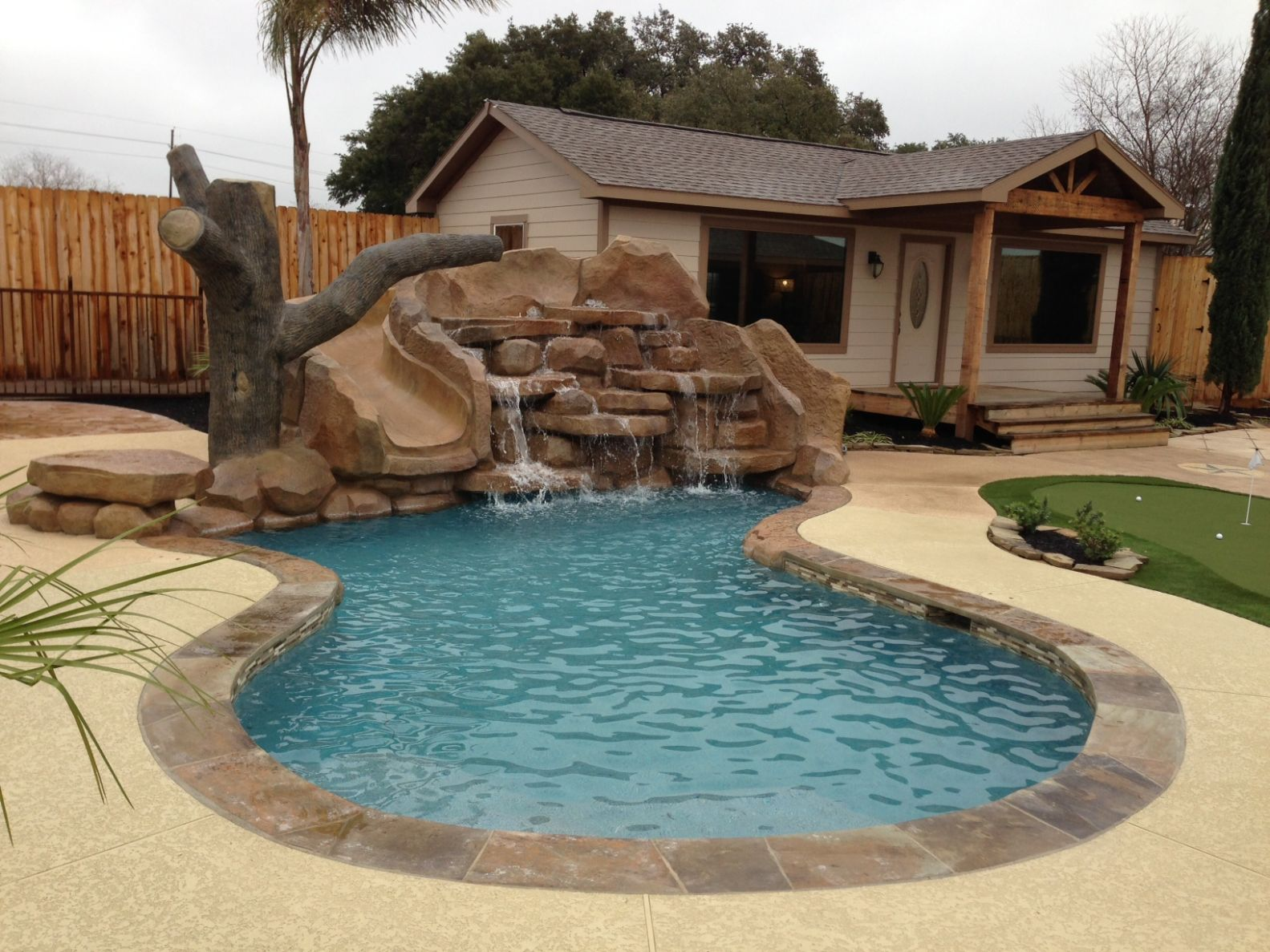 Pool House Designs With Outdoor Kitchen Squire Design Modern Home ..