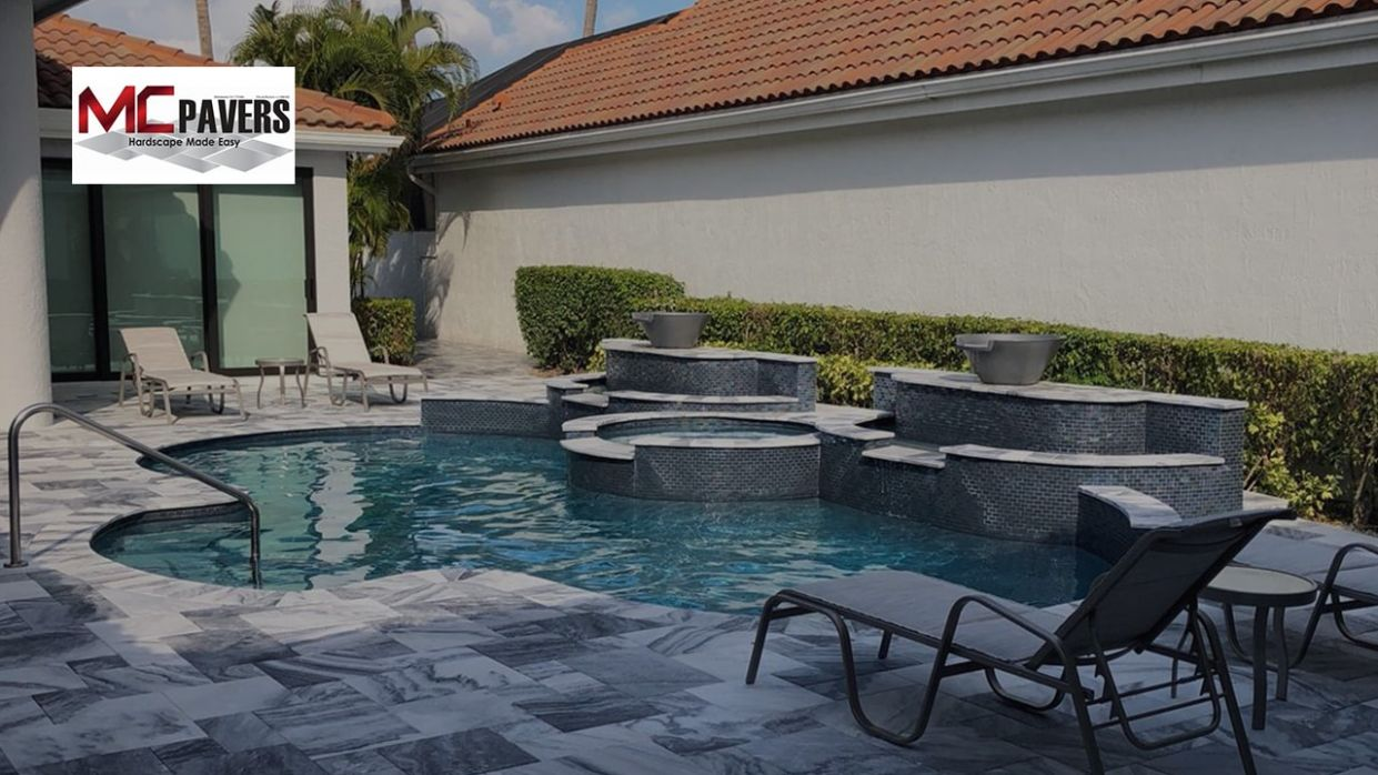 Pool pavers ideas - pool paving ideas