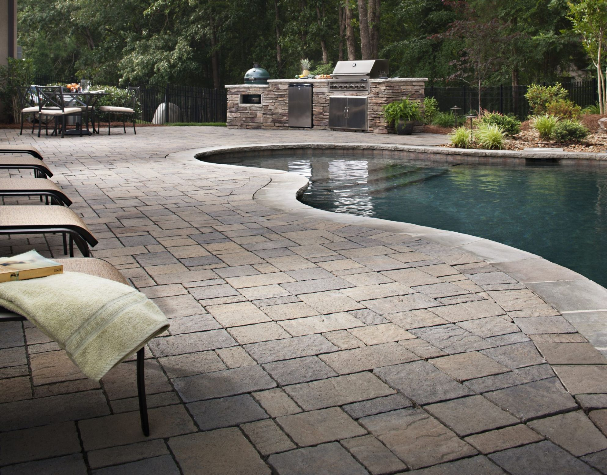 Poolside Pavers Guide (How to Choose the Best Pool Deck Material ..