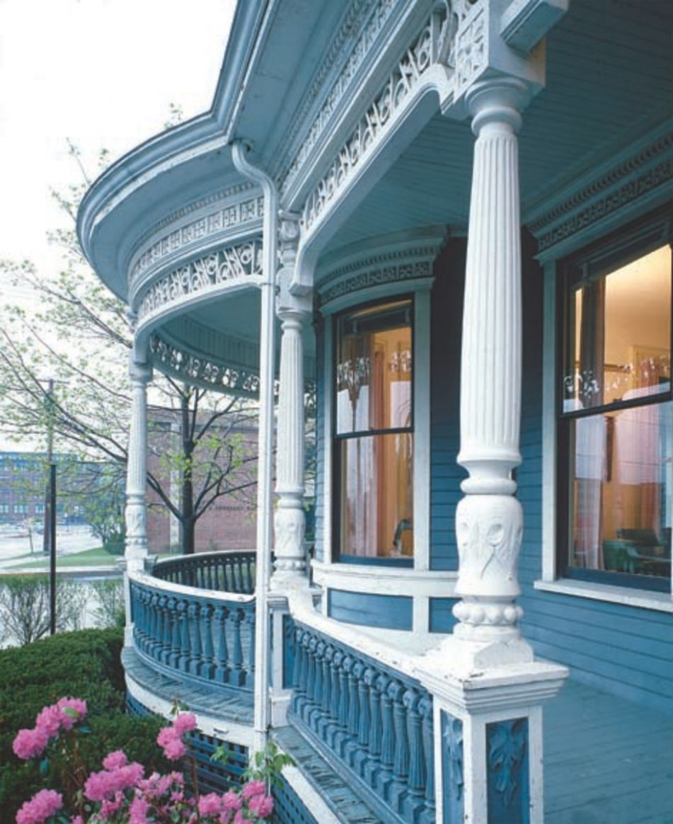 Porch Details for Every Era - Old House Journal Magazine - front porch ideas for victorian homes