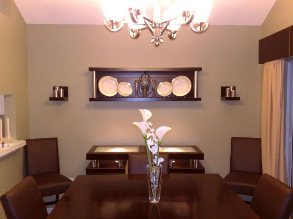 Practical Wall Decor Ideas Dining Room That No One Can Resist Of ...