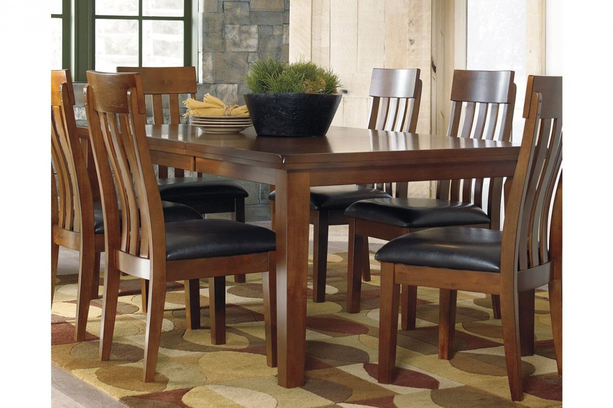 Ralene Dining Room Extension Table | Ashley Furniture HomeStore - dining room table extension ideas