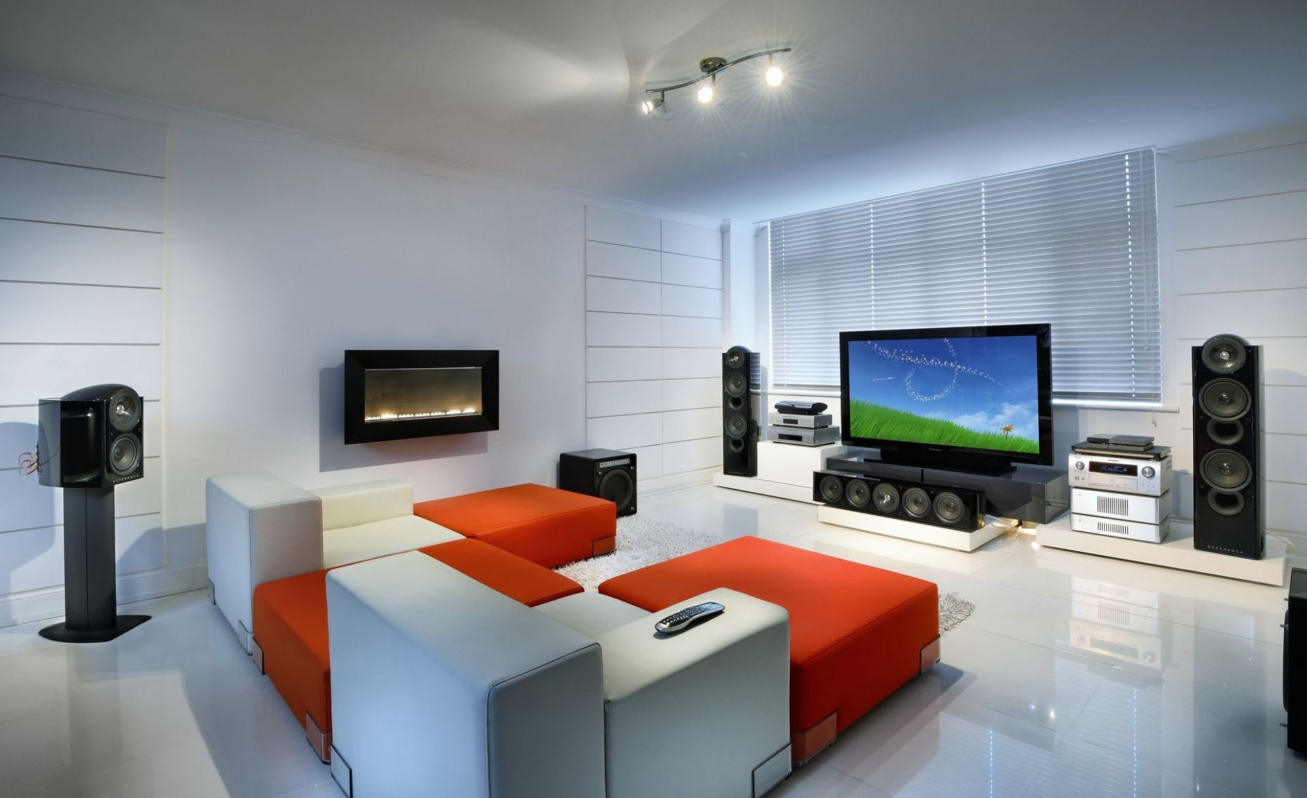 Re: Show us your gaming setup! | Living room tv cabinet designs ...