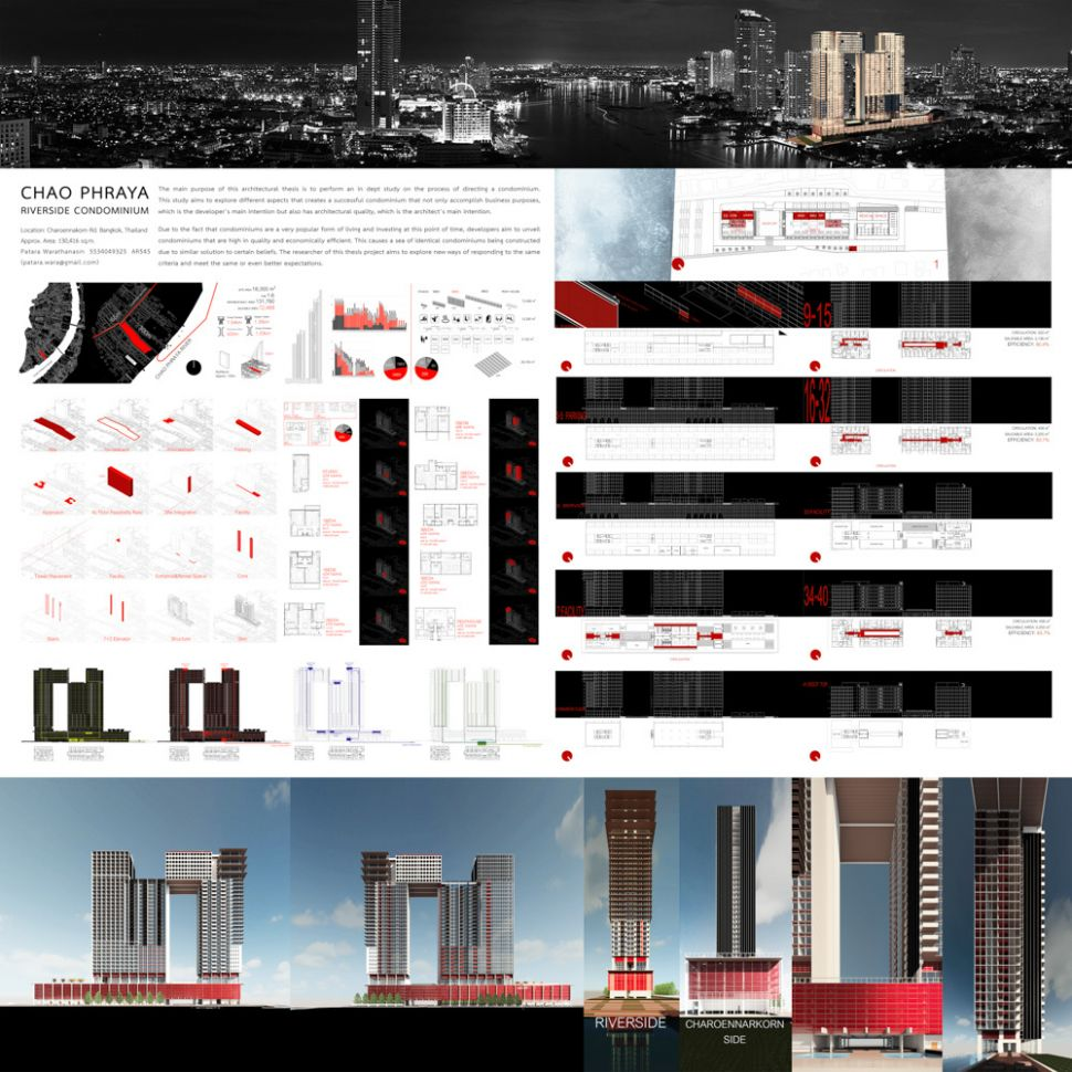 Residential and Housing - 9:9 CU Architecture Thesis 2096 - apartment design thesis