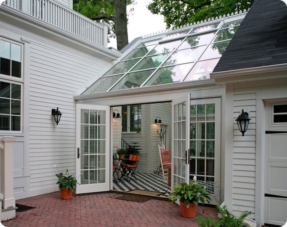 Residential Sunroom - Additional Living Space - Beautiful ..