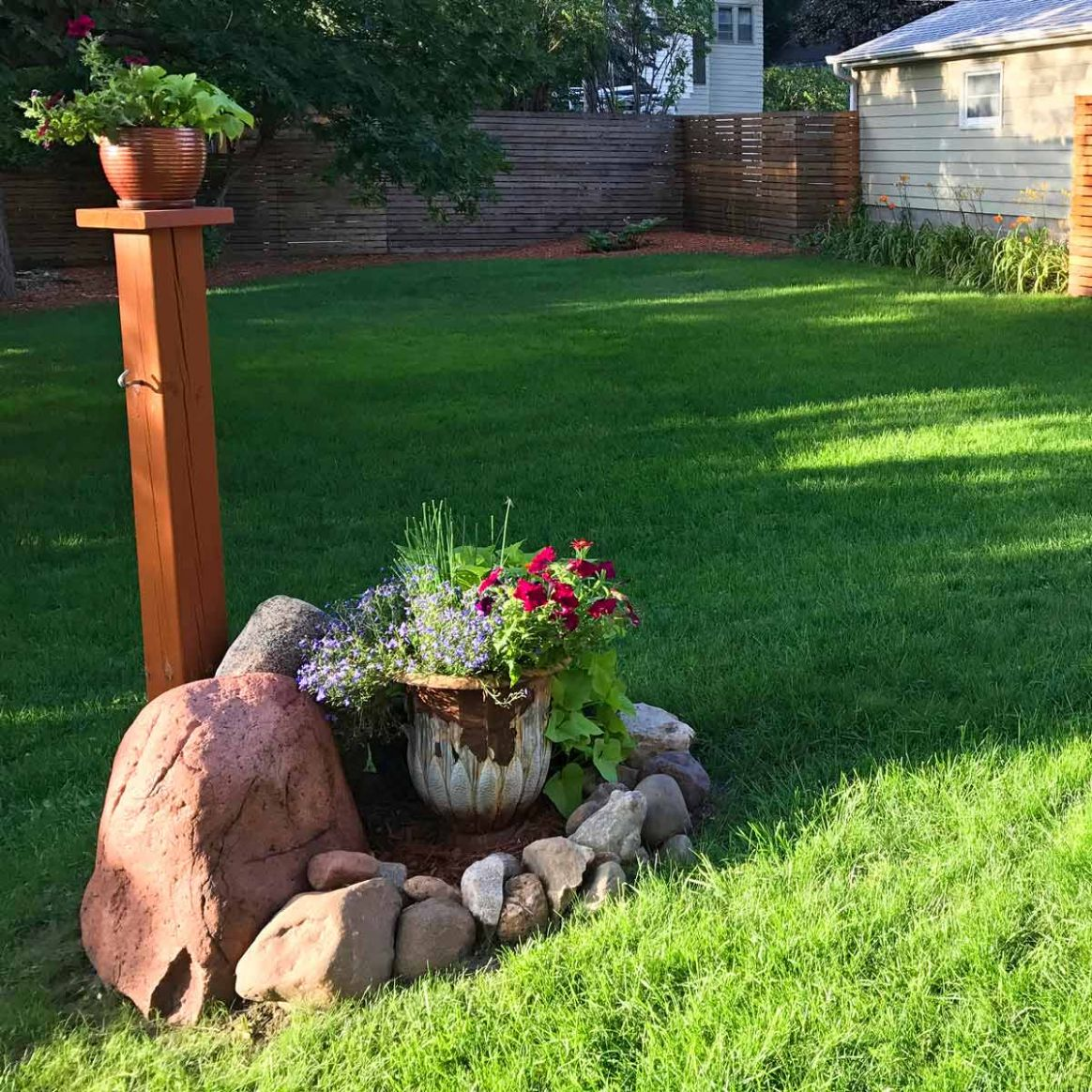 Restore a Weedy & Patchy Lawn — The Family Handyman - backyard ideas to get rid of grass