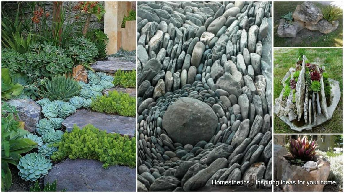 Rock Garden Ideas To Implement In Your Backyard | Homesthetics ...