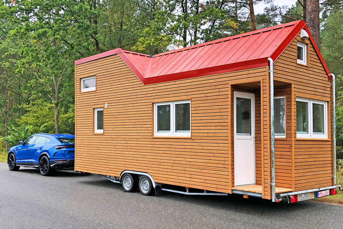 Rolling Tiny House Deutschland - My Rolling Home - tiny house rv