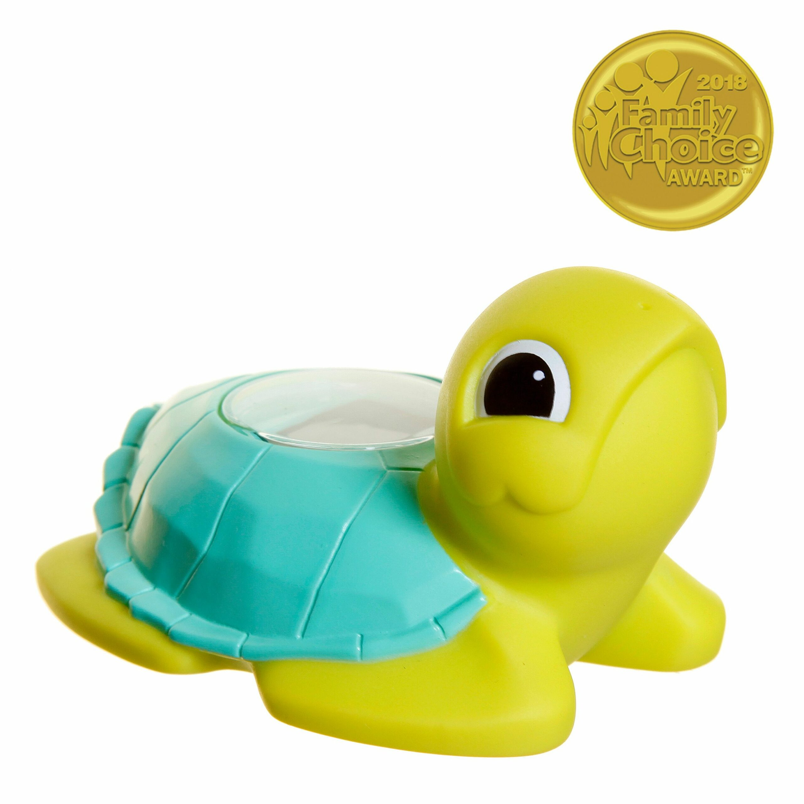 Room & Bath Thermometer - Turtle