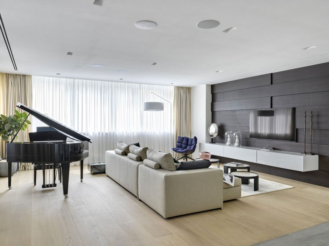 Room ideas Luxury apartment design by Alexandra Fedorova featured ...