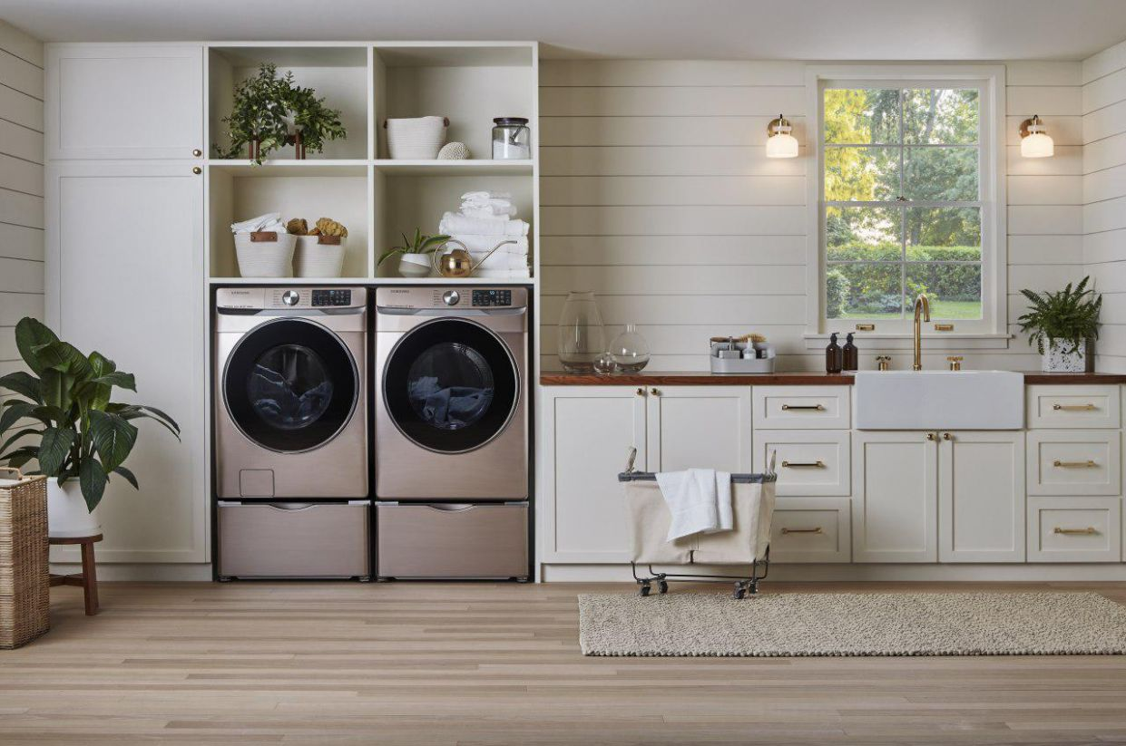 Samsung Reimagines the Laundry Room with Appliances that Embrace ..