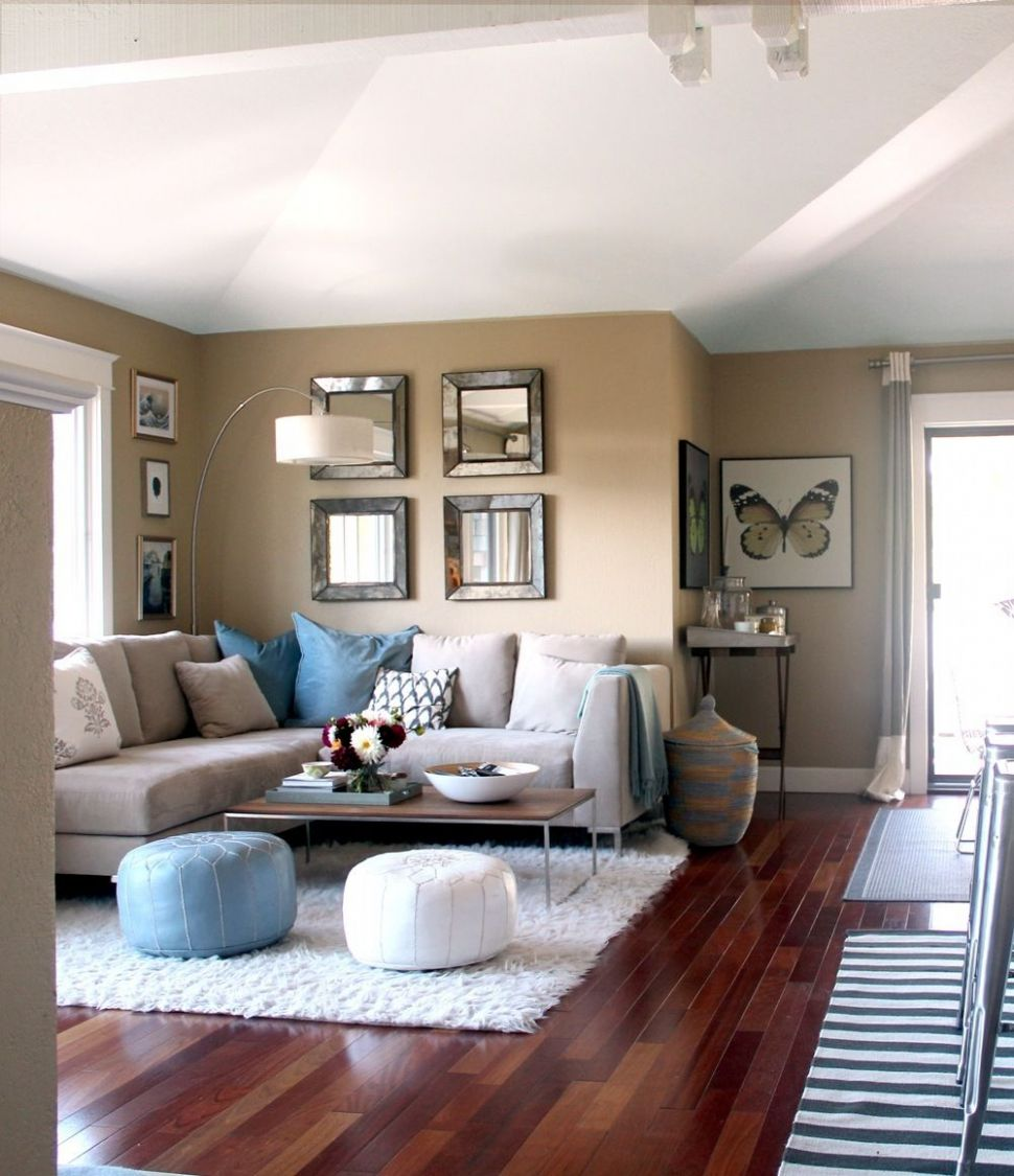 Sarah & Matt's Expertly Styled Home | Modern family rooms, Home ...