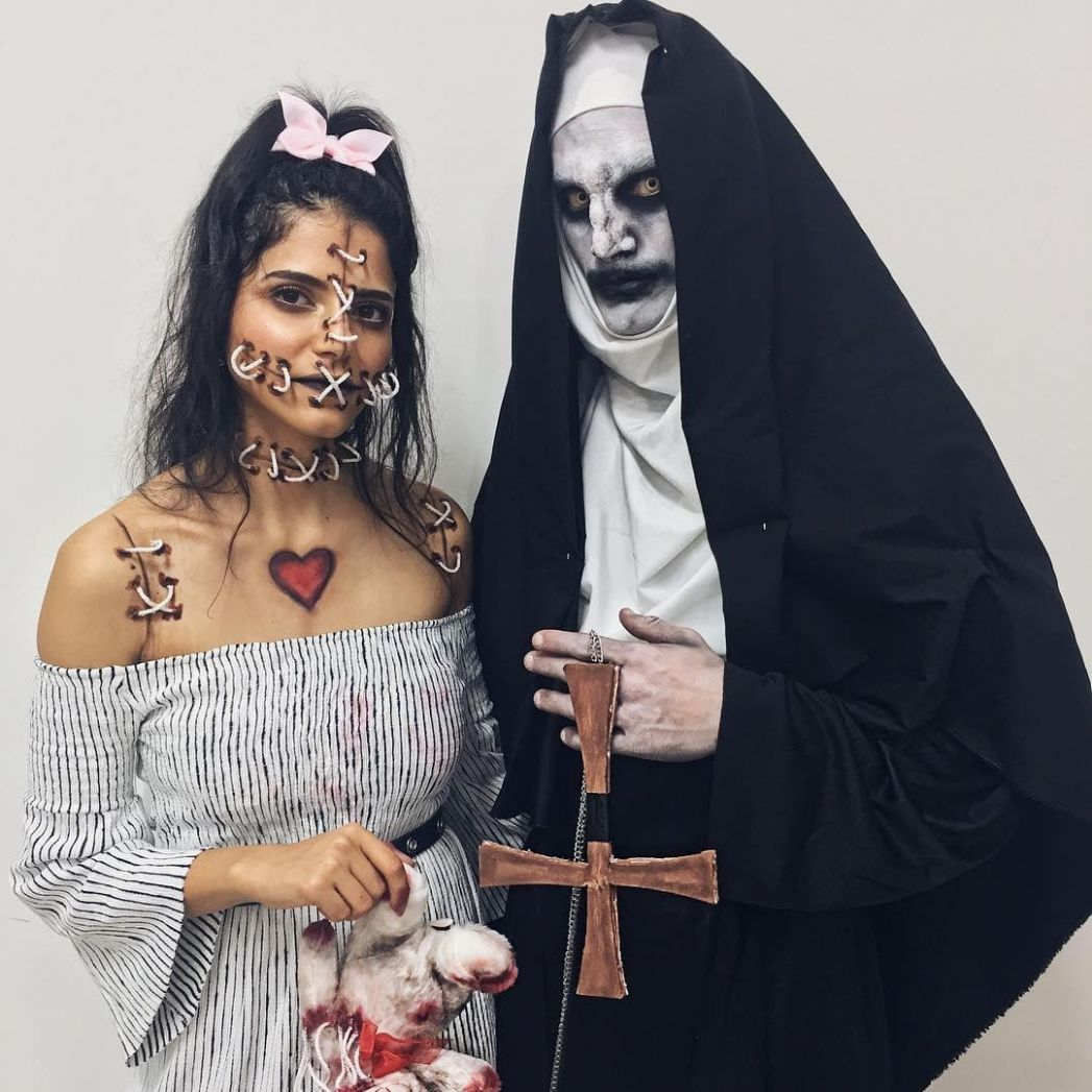Scary Halloween Costumes For Couples | POPSUGAR Love & Sex - halloween ideas not scary