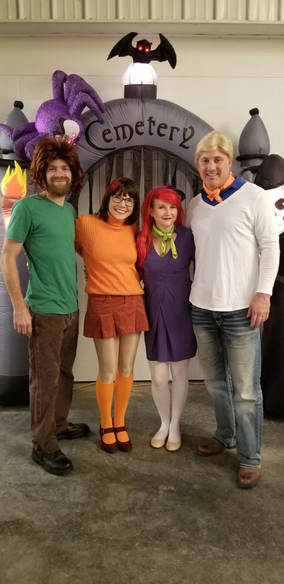 Scooby Dooby Doo Where are You | Office halloween costumes ...