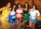 Sesame Street DIY Group Halloween Costumes :) Cute. But not sure I ...