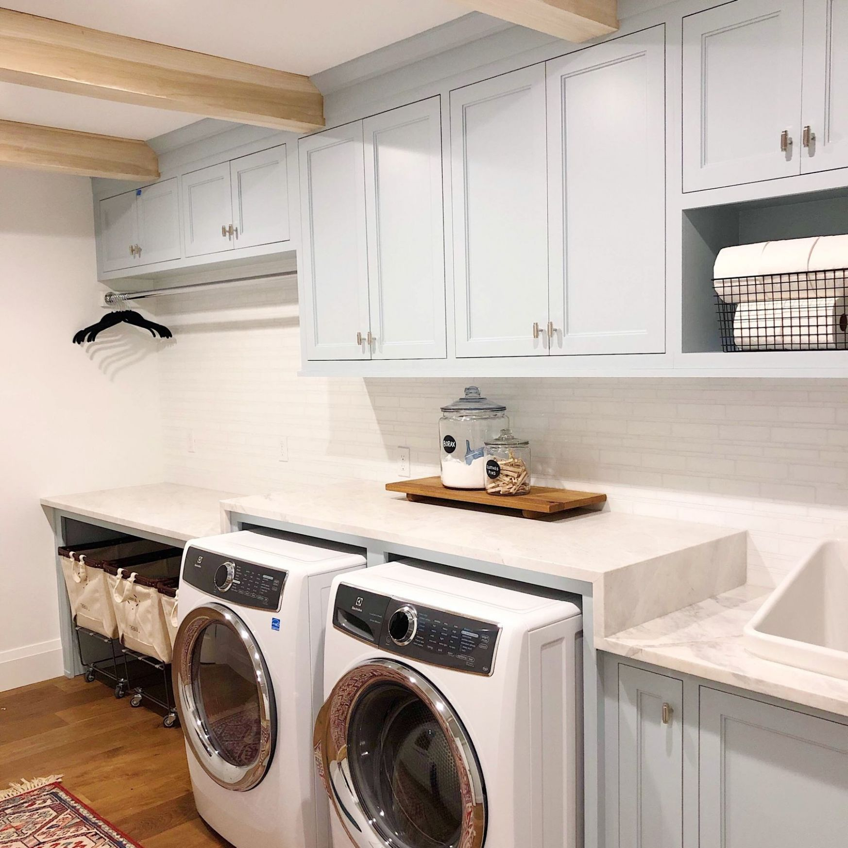 Shop in 10 | Modern laundry rooms, Laundry room design, Laundry room - neat laundry room ideas