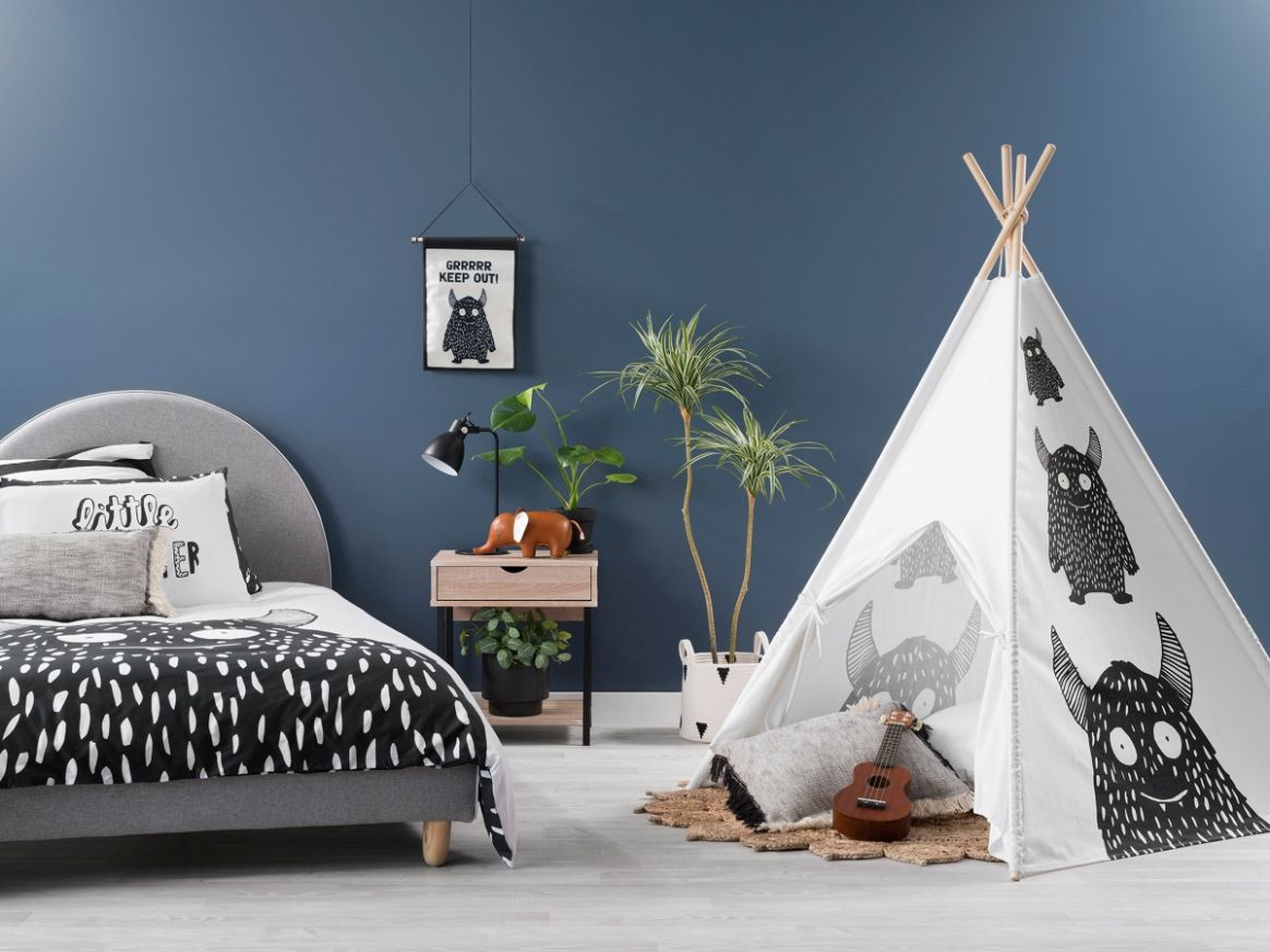 Shop The Look - Kids Bedroom | Latest Styles at Mocka - bedroom ideas nz