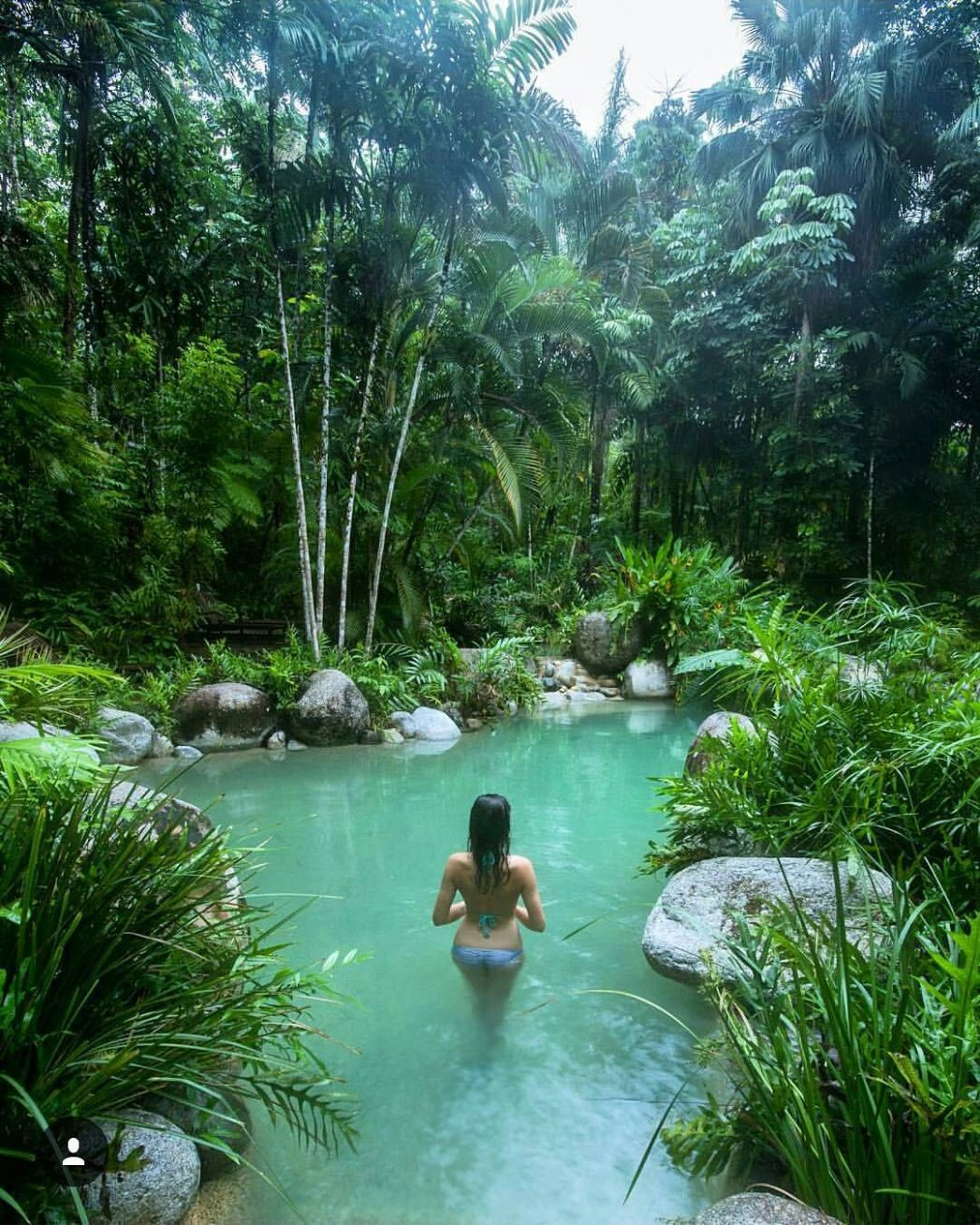 Silky Oaks Lodge & Healing Waters Spa Queensland Australia ..