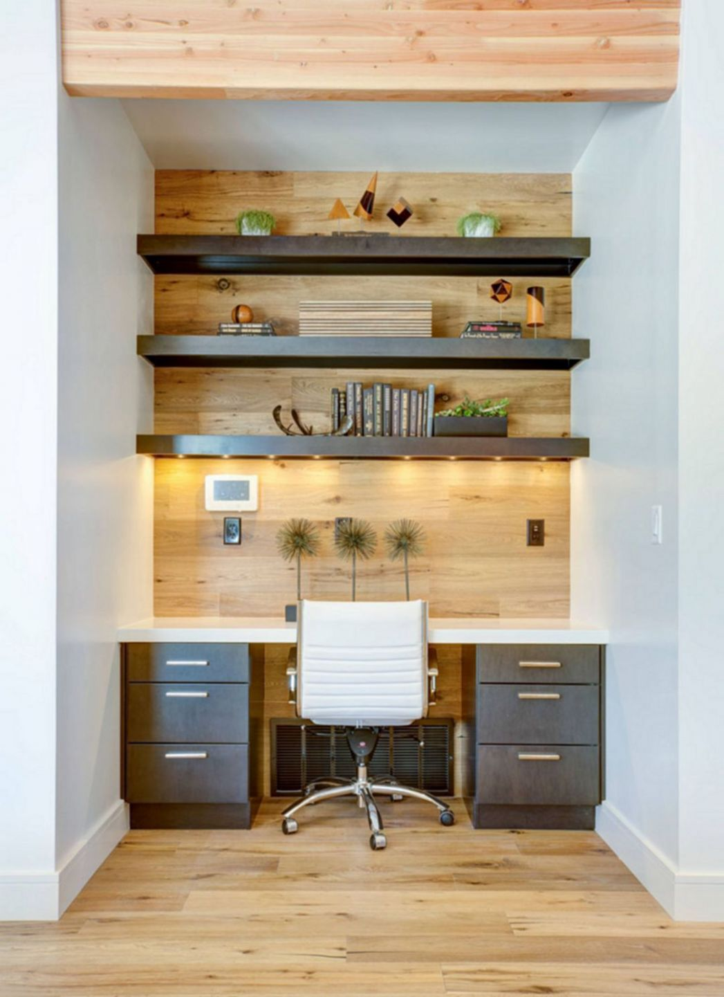 Simple And Useful Home Office Cabinet Storage Design Ideas 10 ..