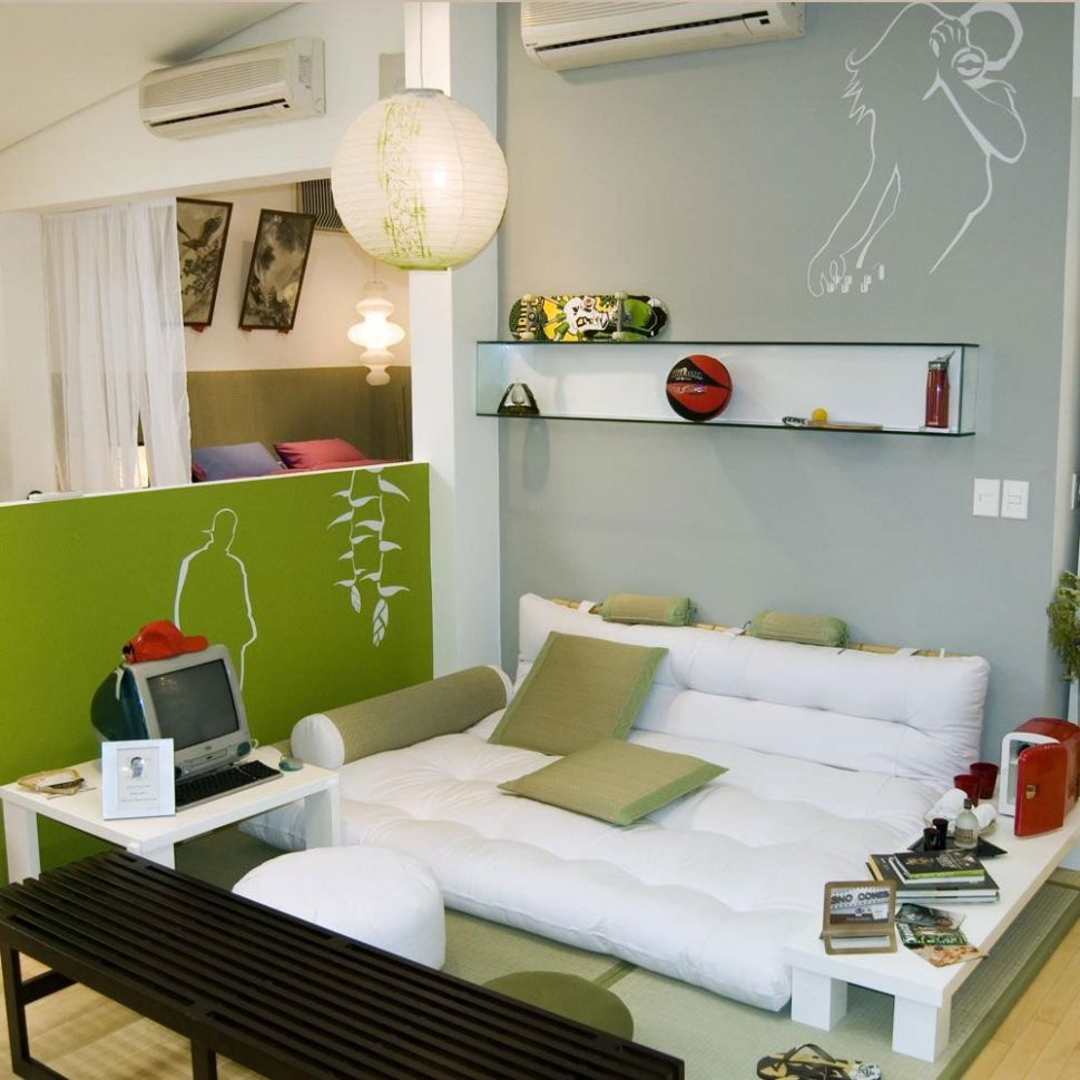 Simple Apartment Decorating Ideas | Simple home decoration, Home ..