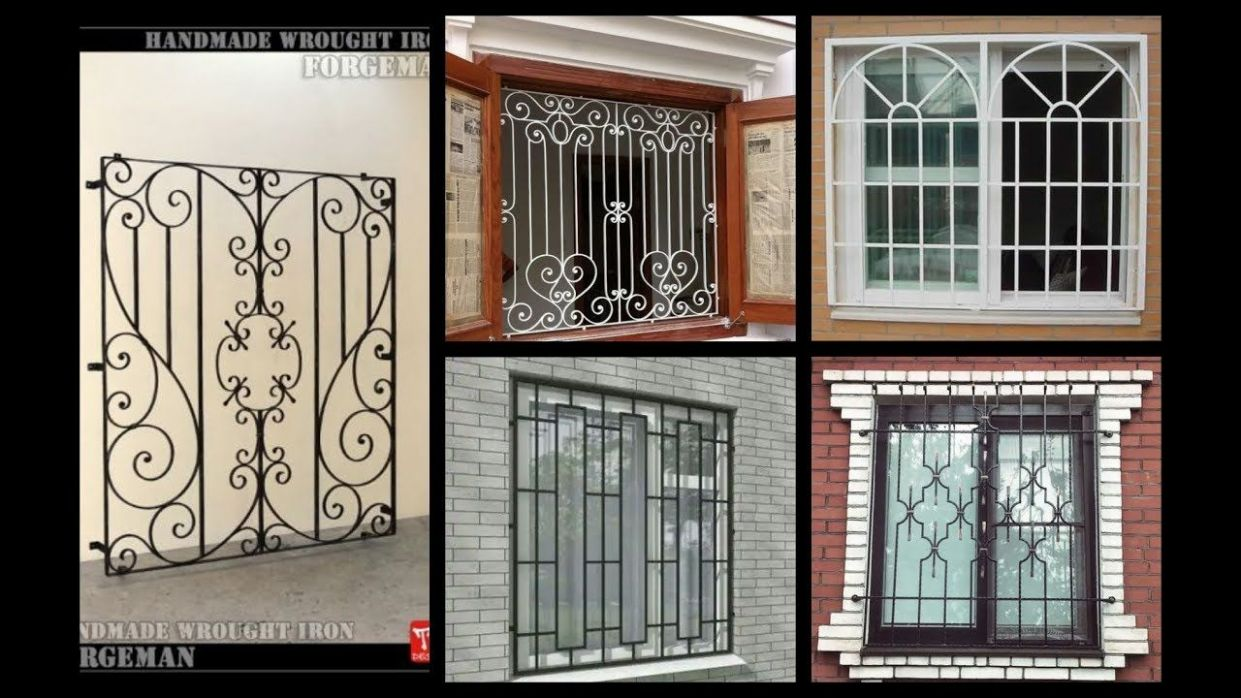 Simple Modern Window Grill Design Ideas 11 | Indian Window Grill ...