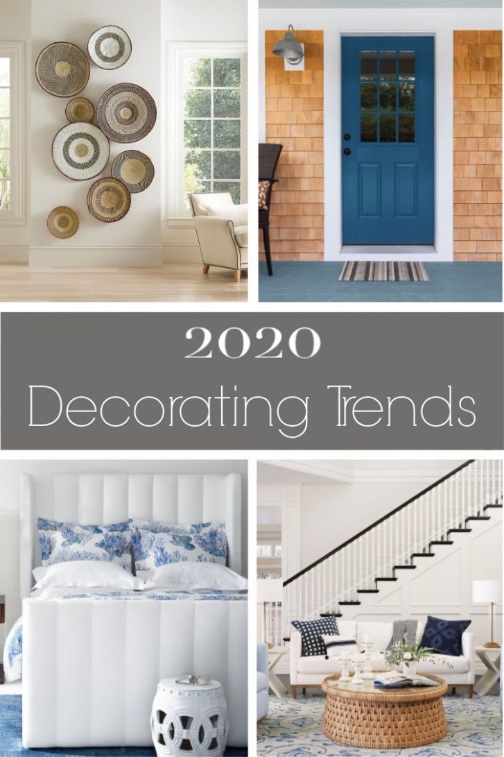 Six Home Decor Trends to Watch in 9 | Driven by Decor - diy home decor trends 2020