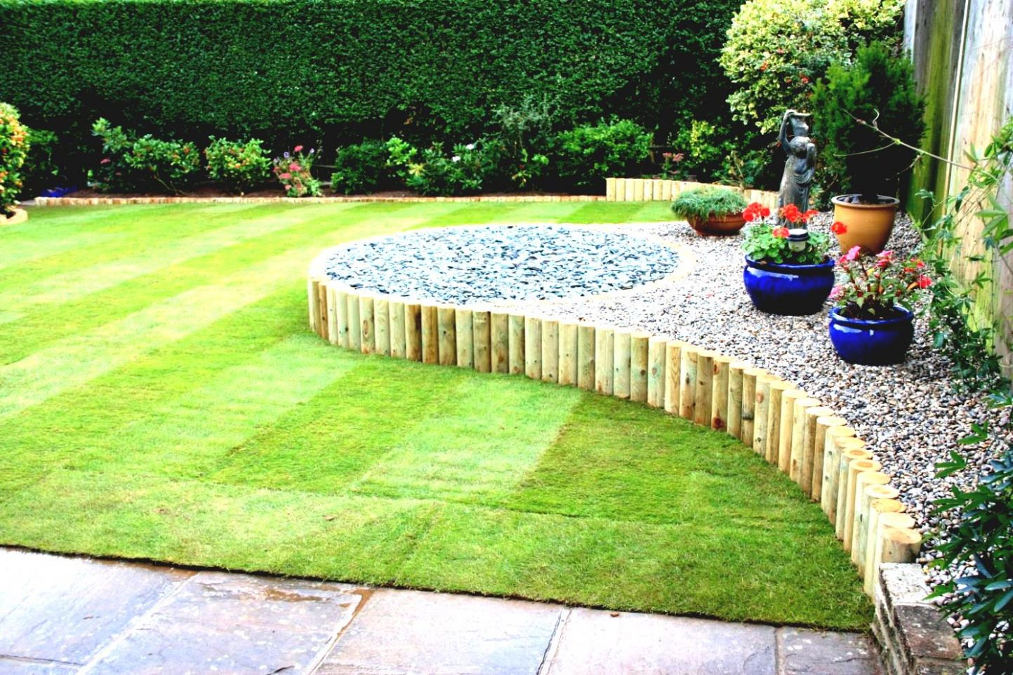 Small Back Garden Ideas On A Budget